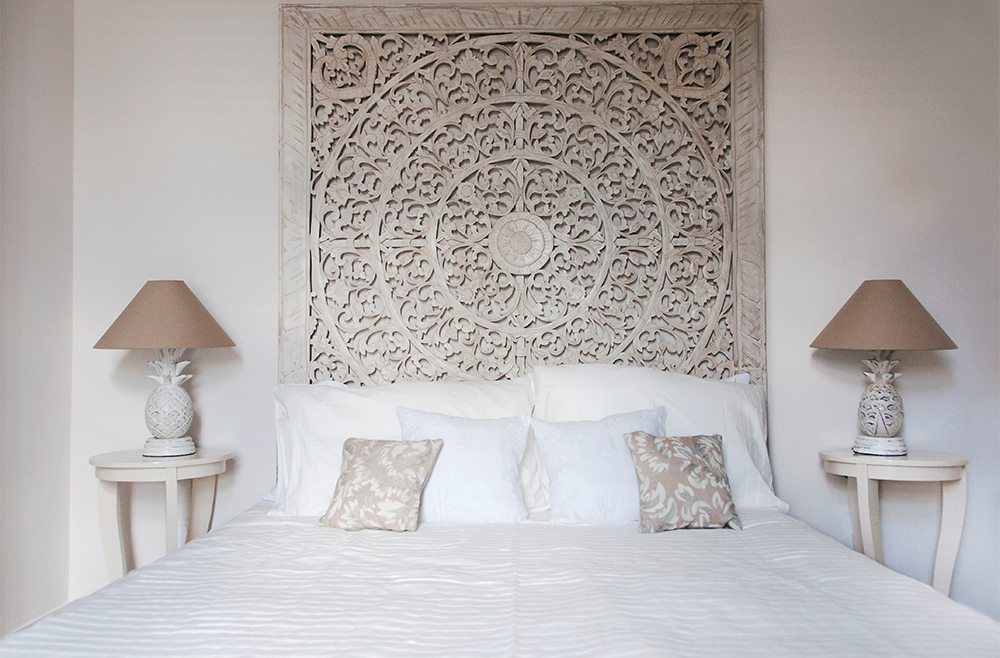 Carved Square Headboard Panel Sourcing And Customised